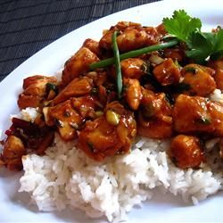 Kung Pao Chicken Allrecipes.com