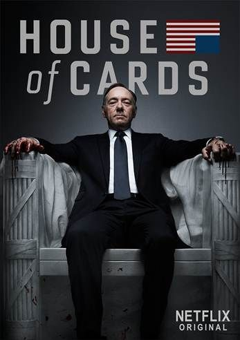 Great show with Kevin Spacey and Robin Wright. Available on Netflix streaming, soon to be on DVD.