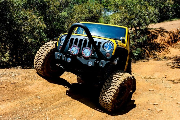 """Henco Reeders , """"Parts by Morris 4x4 Centre. Best service around, by far!! I'm based in South Africa. Have a shop called Rock Rage Offroad."""