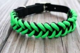 This blog will give you the paracord dog collar instructions needed to craft your very own (well you probably are not going to wear it so lets say your dogs very own) paracord collar. It goes great with a paracord dog leash (instructions to which i...