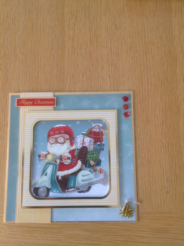 Kanban Christmas Card Kits