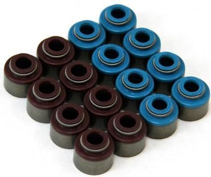 GSC P-D 1993-1998 Toyota Supra/ 1992-2000 Lexus SC300/ 2001-2005 Lexus IS300/ 1993-2005 Lexus GS300 Viton 6mm Valve Stem Seal Set