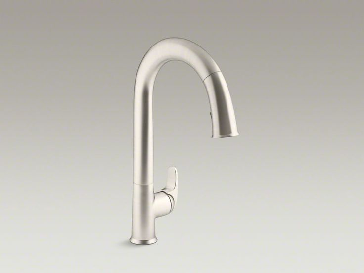 Touchless Faucets : Sensate? Touchless pull-down kitchen faucet K-72218-VS