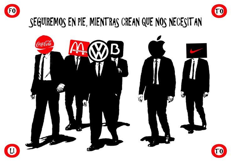 Fotolitos: ¡Viva el meme indignado!