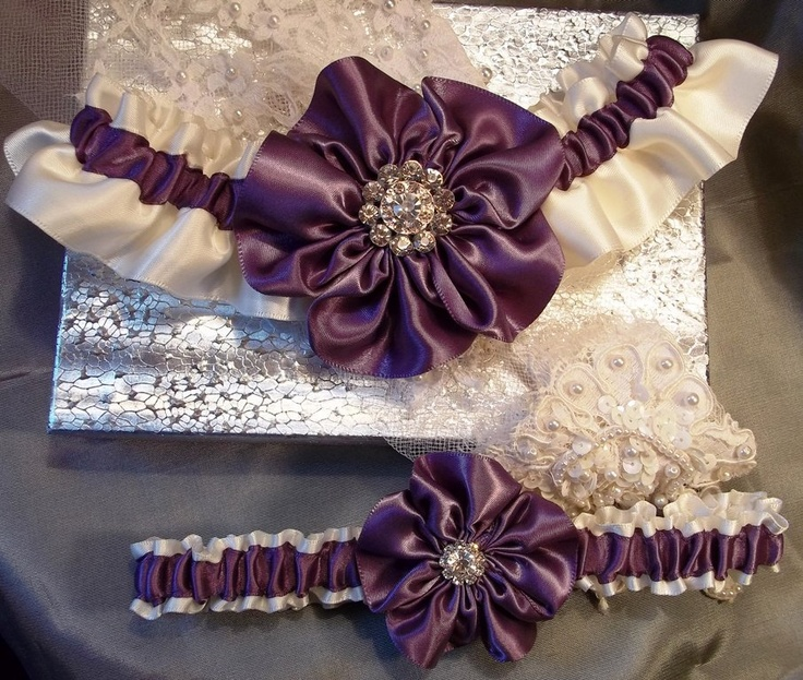 87 Best Diy Wedding Garter Images On Pinterest
