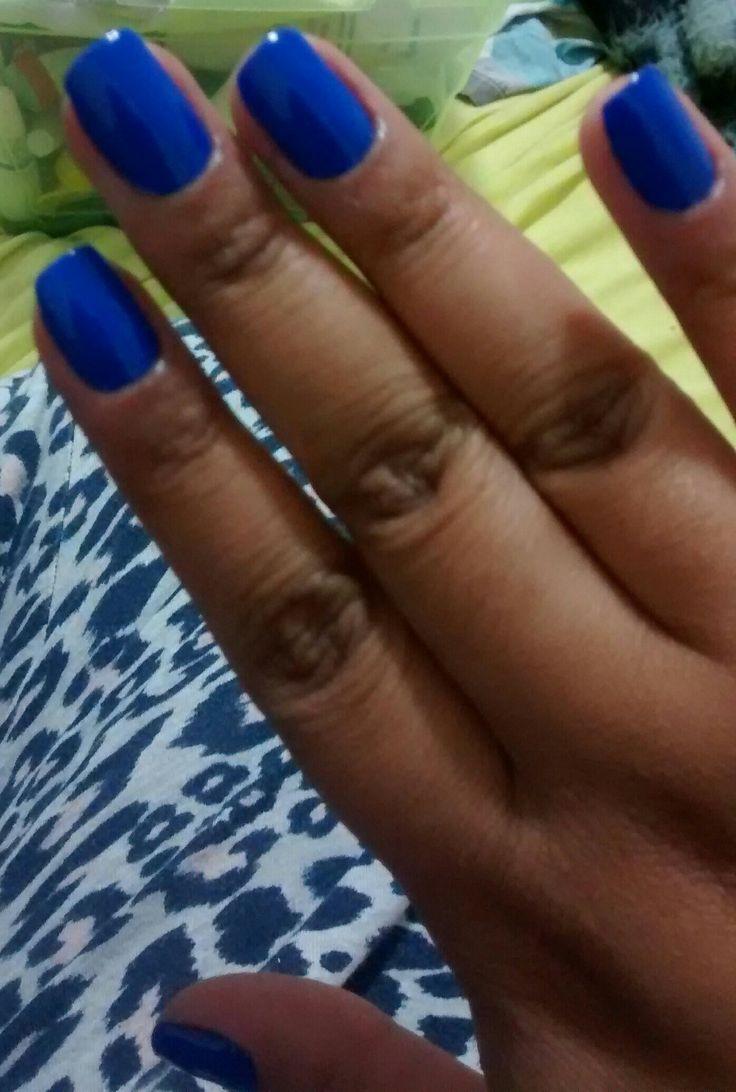 Azul da Gio 💅