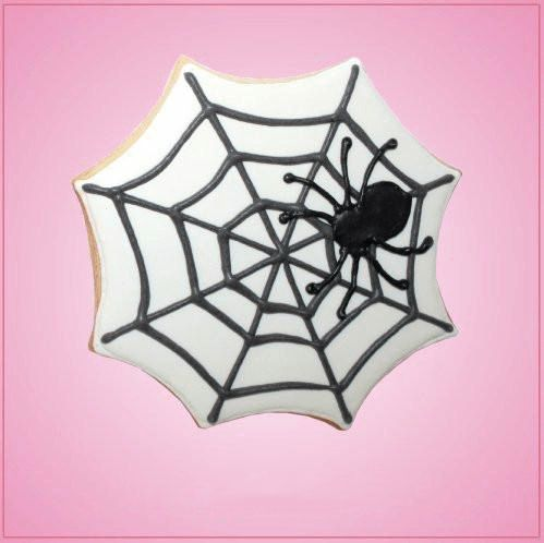 Pink Spider Web Cookie Cutter - Cheap Cookie Cutters