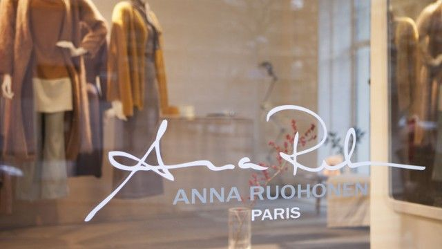 Anna Ruohonen Paris — Petite Maison de Couture 227 Boulevard Raspail 75014 Paris  Opening hours  Tuesday to Friday  from 12 pm to 19.30 pm Saturday from 12 pm to 18 pm