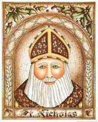 St. Nicholas by Susan Seals