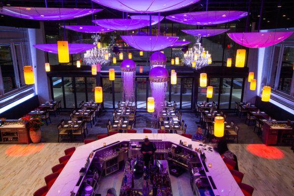 Ventanas Restaurant Lounge Fort Lee Nj Fort Lee West New York Restaurant Lounge