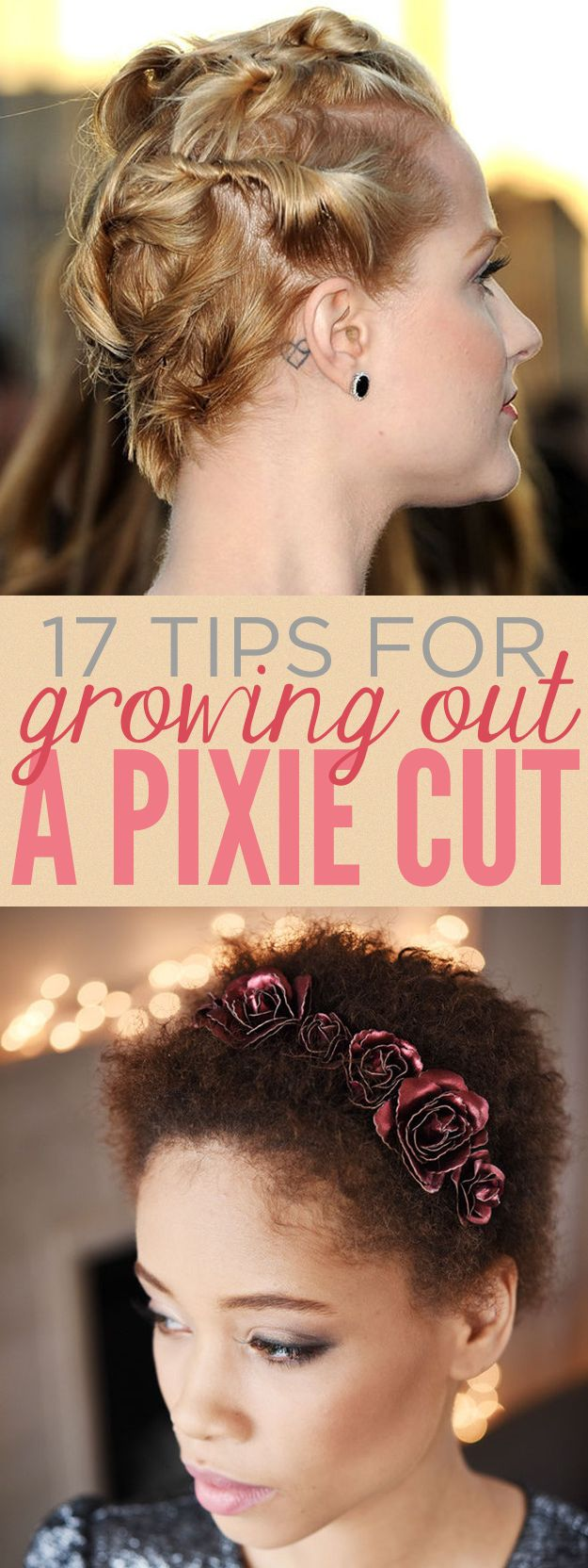 tips to style short hair 25 best ideas about pixie cut headband on 6400 | 9c19835c8b0e9569553ea08bba41d5a0