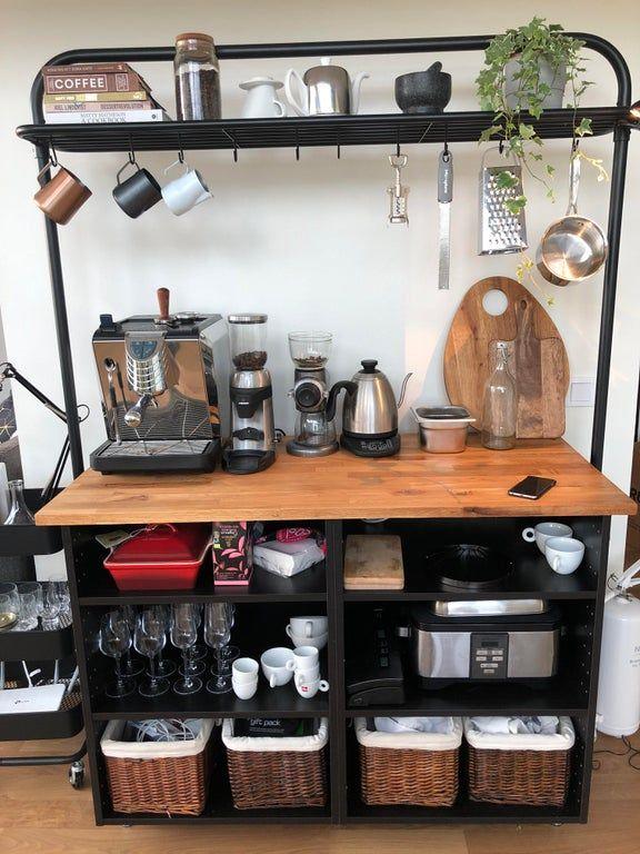 30++ Ikea coffee bar ideas information