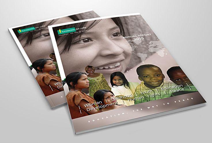 Informe 2015 FUNDACIÓN DEL VALLE