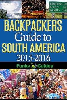 A backpacking route in South America. Featuring exciting cities and stunning natural beauty as we get on the South American backpacker trail (includes map).