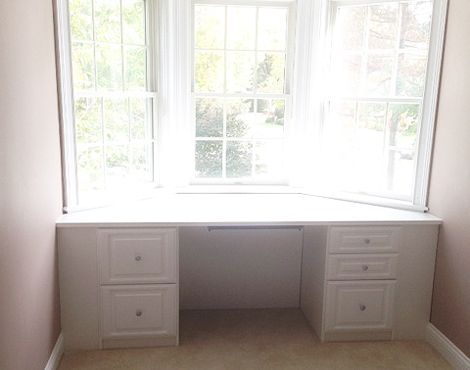 Desk To Fit In Bay Window Google Search Organize Your