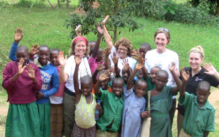 From Meridian to Uganda | Idaho State University Magazine