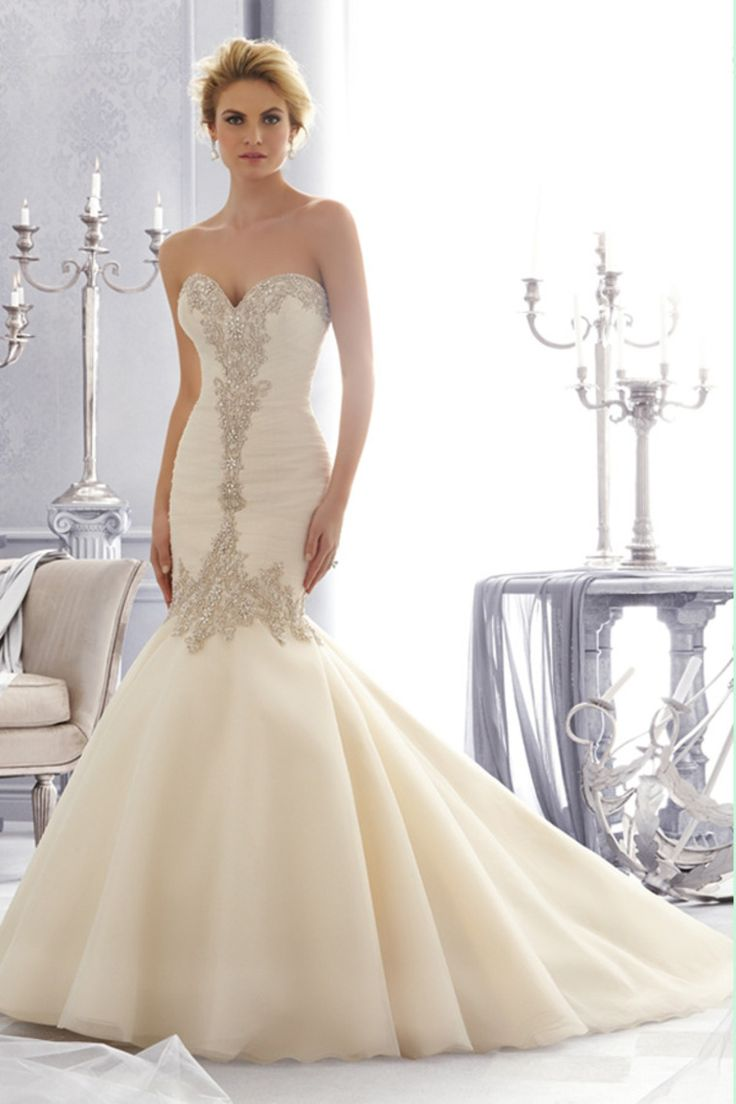 115 best Dresses images on Pinterest | Bridal dresses, Wedding dress ...