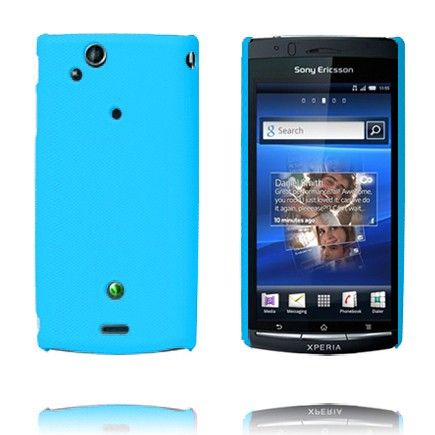Supreme (Blå) Sony Ericsson Xperia Arc Deksel