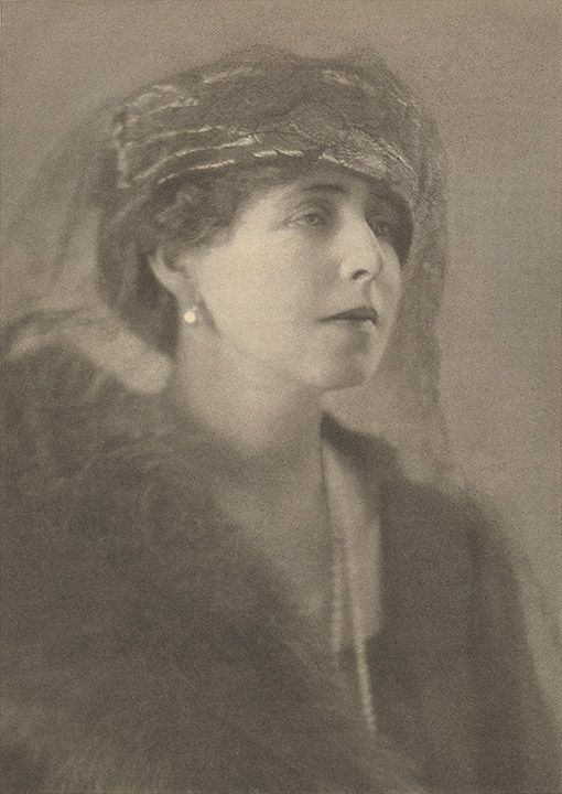 Queen Marie of Romania / Munsey's Magazine, June 1919