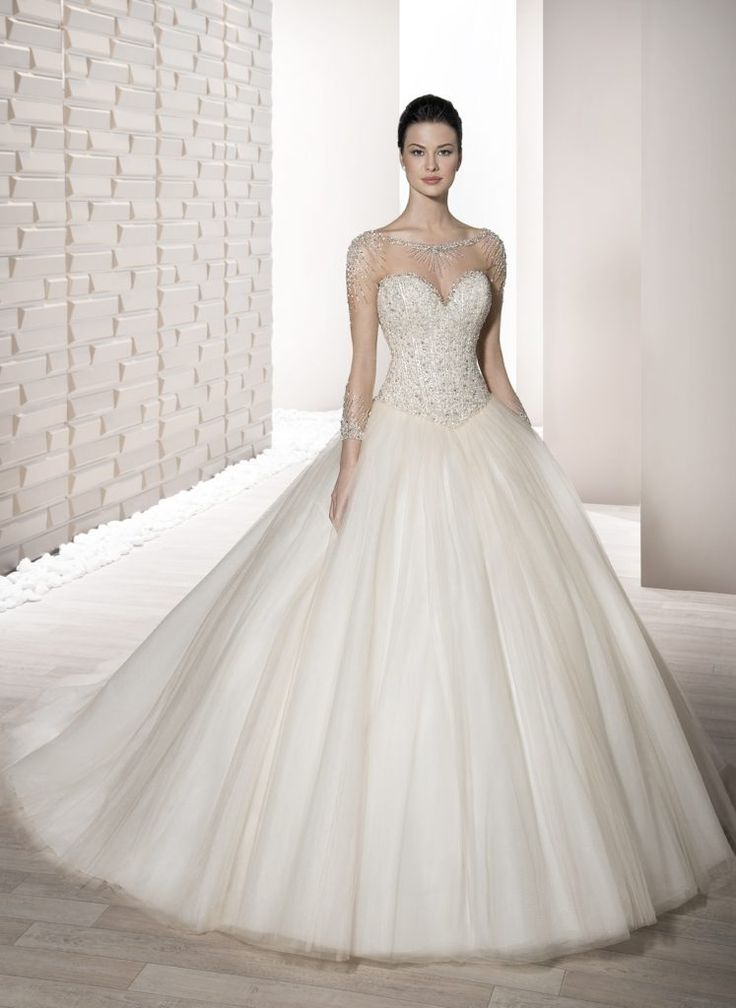 10 best Demetrios Dresses images on Pinterest | Wedding frocks ...