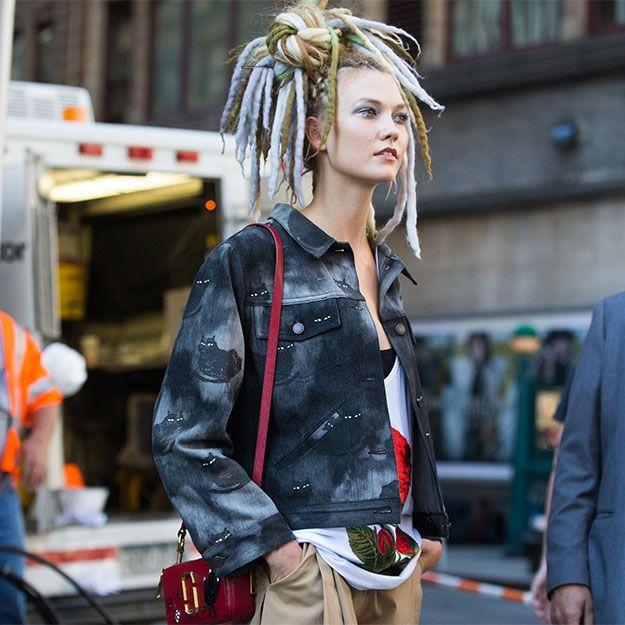 Что носят на Неделе моды в Нью-Йорке: 7 часть