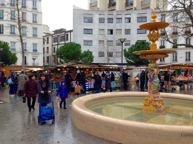 SLOW TRAVEL ON A SWEET SUNDAY: París