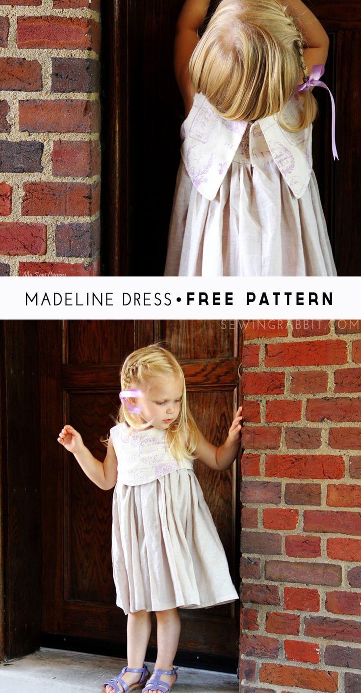 I cannot believe I am giving away another dress pattern so soon after the Knot Dress, but I really wanted to publish this post well before Easter. Hopefully this will allot for plenty of time to sew your own kids handmade Easter dresses! I have always been so in love with the Madeline Dress e-Pattern. The creation of this ePattern was actually a happy accident. I wasn't trying to achieve […]