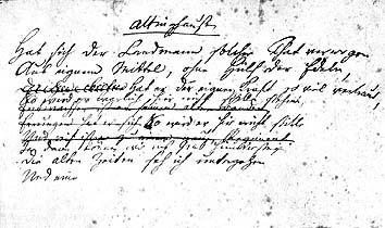 friedrich schiller, wilhelm tell, handwriting