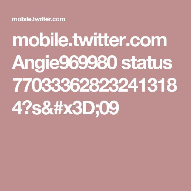 mobile.twitter.com Angie969980 status 770333628232413184?s=09