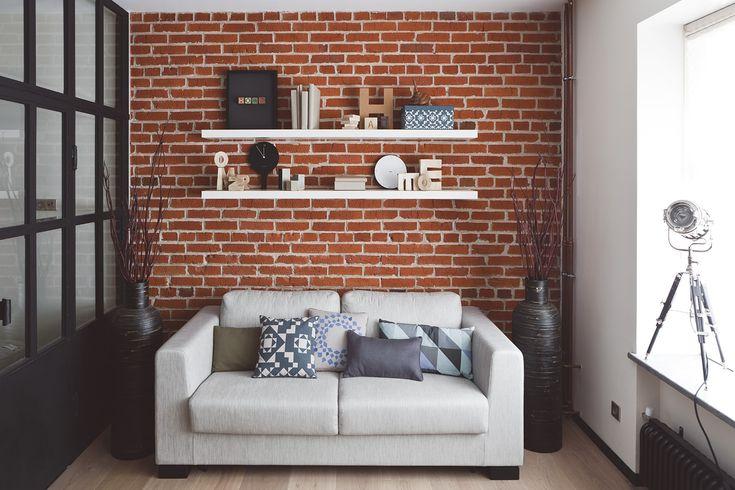 foorni.pl | Mini loft, mały salon
