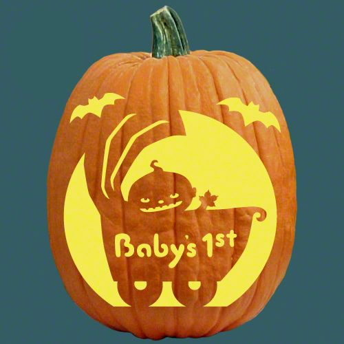 24 best special occasions pumpkin carving patterns images for Fall pumpkin stencils