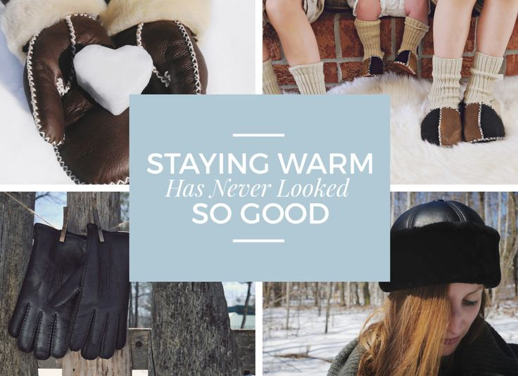 Everything you need to keep warm this winter