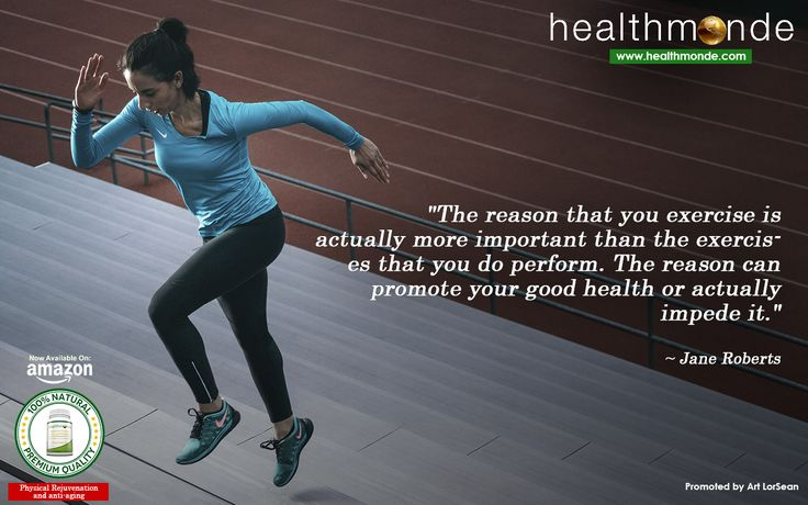 """https://www.healthmonde.com/  """"the reason that you exercise is actually more important than the exercises that you do perform. The reason can..    AMAZON : https://www.healthmonde.com/"""