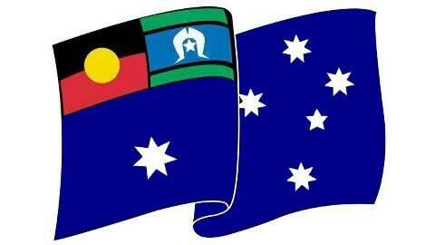 New flag design by Dion Devow
