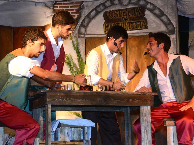 Omaggio alla commedia musicale italiana