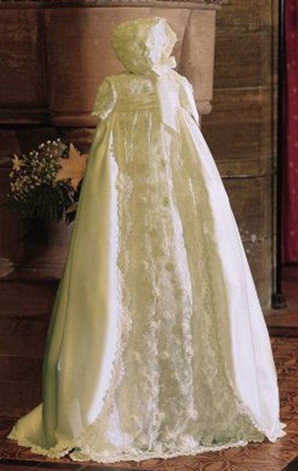 819 best Christening Gowns images on Pinterest   Christening dresses ...