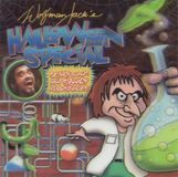 Wolfman Jack's Halloween Special: Scary Sounds [CD], 08137043