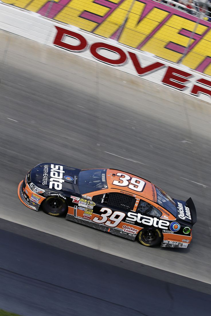 RACE REPORT: AAA 400 at Dover | Newman Finishes Eighth, Martin 19th, Patrick 29th at Dover
