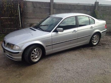 BMW rad 3 320 d (E46)