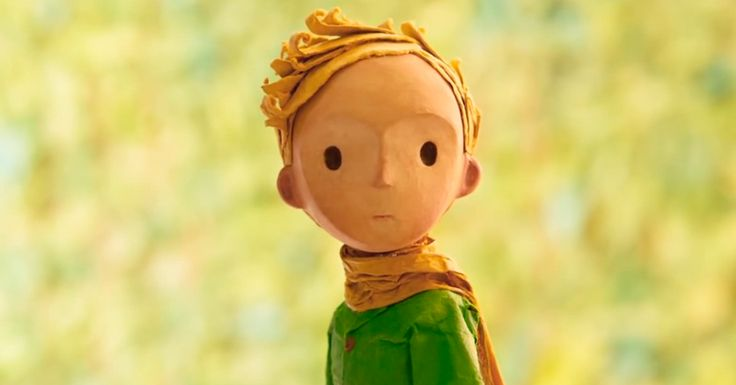 """Trailer oficial de la película: """"El principito"""" (2015)   El principito es un film de animación digital francés dirigido por Mark Osborne que llegará a nuestros cines en el 2015."""