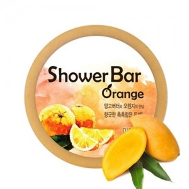 [MIANDSU] Shower Bar Orange(100g)