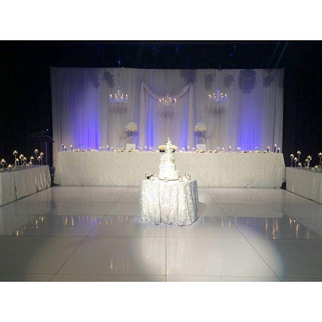 Club Regent Event Centre Wedding