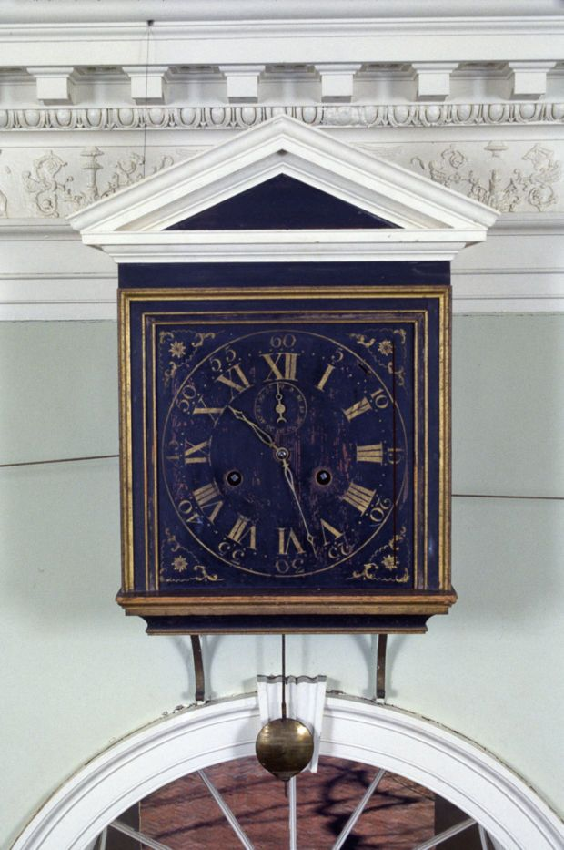 Image result for daily progress monticello clock jefferson