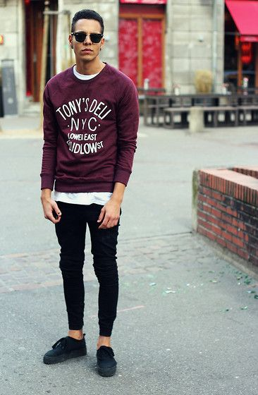 And now, I'm a fighter. (by Elias Foster) http://lookbook.nu/look/3281321-And-now-I-m-a-fighter
