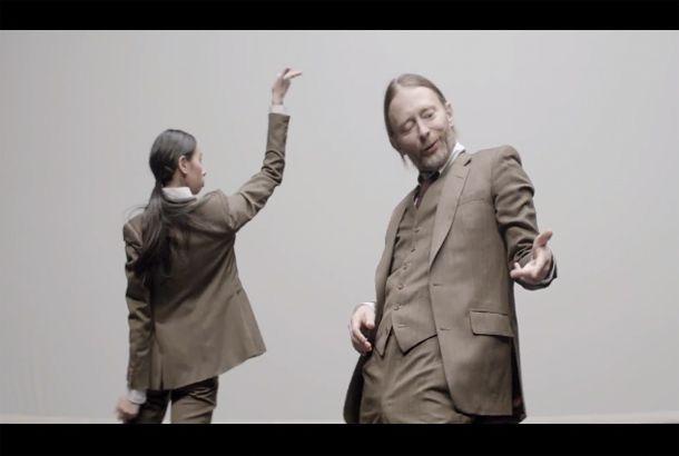 Photo by [YouTube]レディオヘッドのトム・ヨーク、レッド・ホット・チリ・ペッパーズのフリー、プロデューサーのナイ...