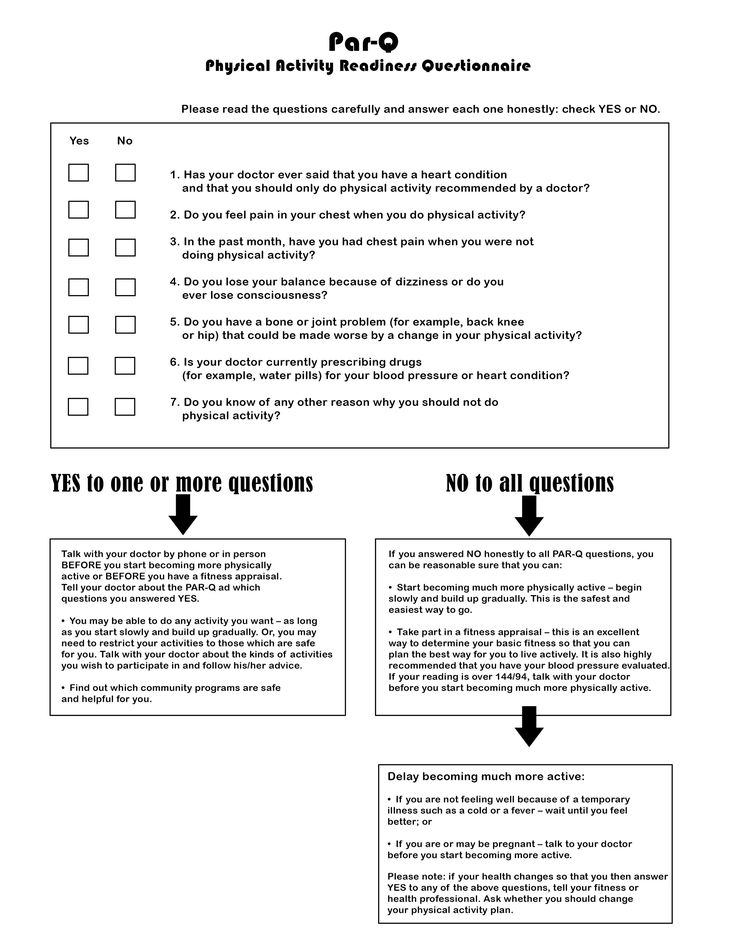 13 best Personal Trainers Forms images on Pinterest Personal - risk assessment form sample
