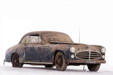 Delahaye 235 coach Chapron. Artcurial Motorcars, Rétromobile 2015, Vente N° 2651 (Collection Baillon) - Lot N° 12.