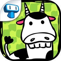 Cow Evolution | Clicker Game of the Crazy Mutant Farm by Tapps Tecnologia da Informação Ltda.