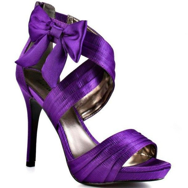 Purple patent leather shoes from Gianmarco Lorenzi featuring an open toe, a concealed platform, a contrast colour panel to the front, a high metal stiletto heel and a leather sole. Description from pinterest.com. I searched for this on bing.com/images