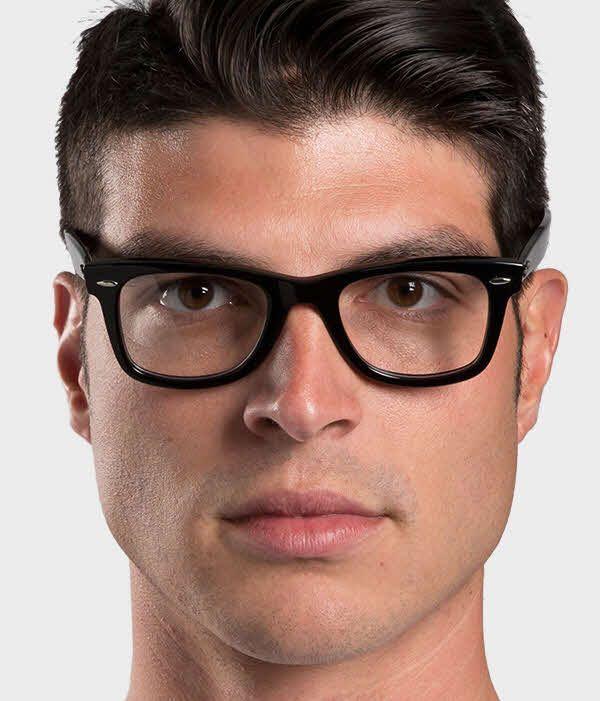 73808b0a6de Ray-Ban RX5121 - Wayfarer Eyeglasses